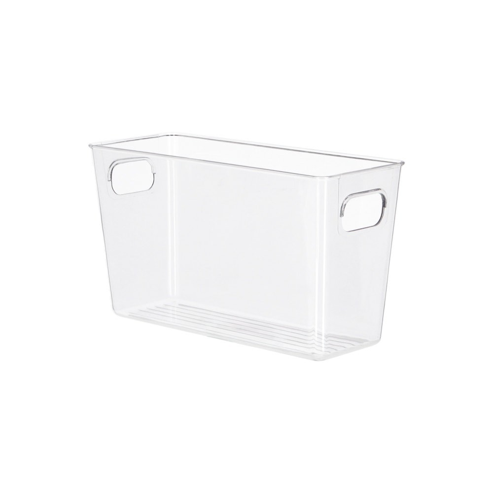 Caja organizadora plástico refrigerador