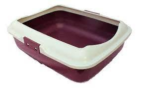 Bandeja (baño) sanitaria gato burdeo