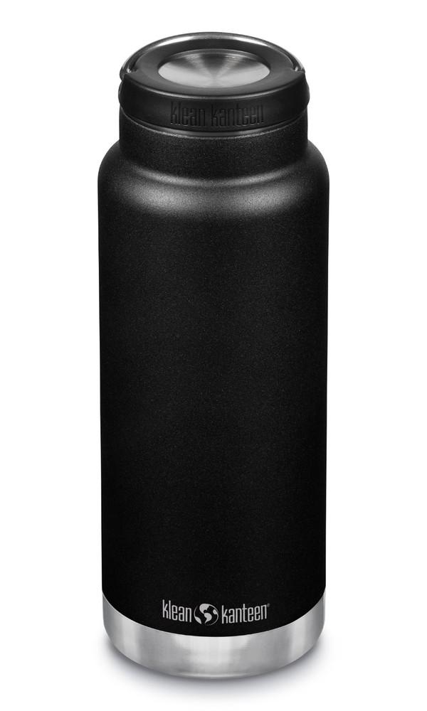 Botella termica tkwide con tapa loop negro 946 ML