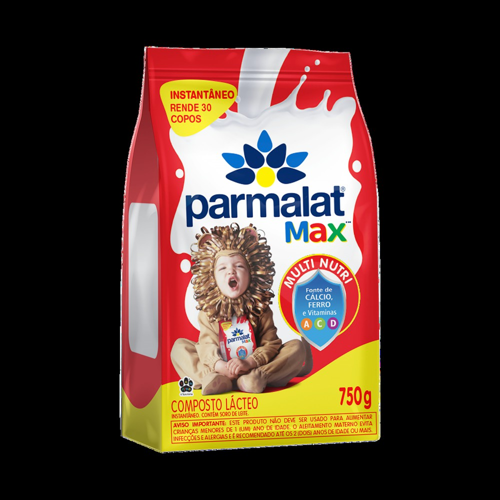 Composto lácteo Maxx instantâneo