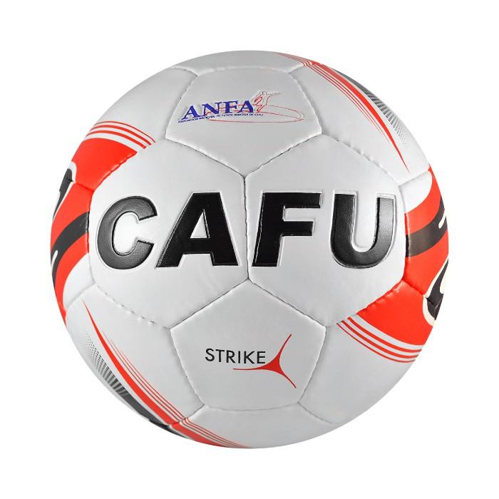Balón futbol strike blanco/rojo/negro N° 5