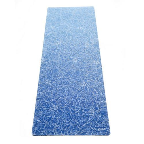 Mat de yoga aadrika microfibra | liviano