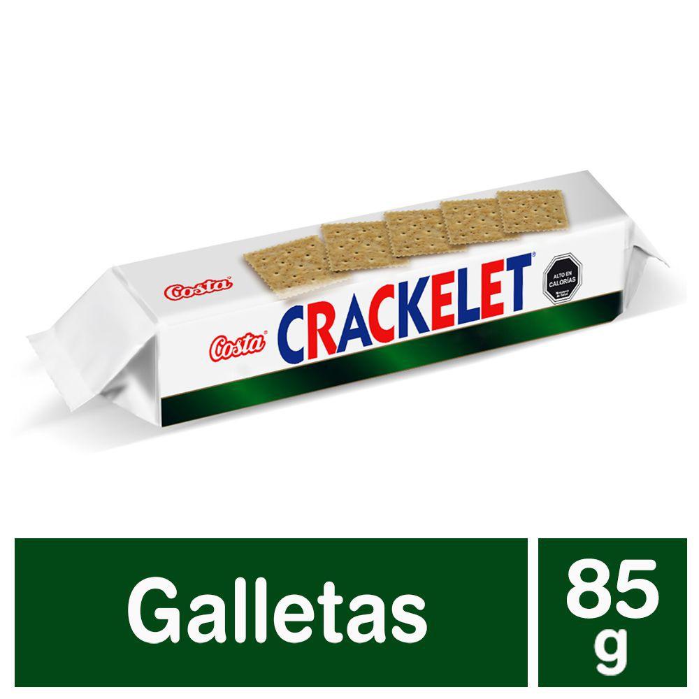 Galletas Crackelet de salvado