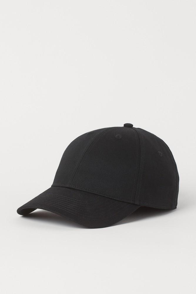 Cap Color: black.
