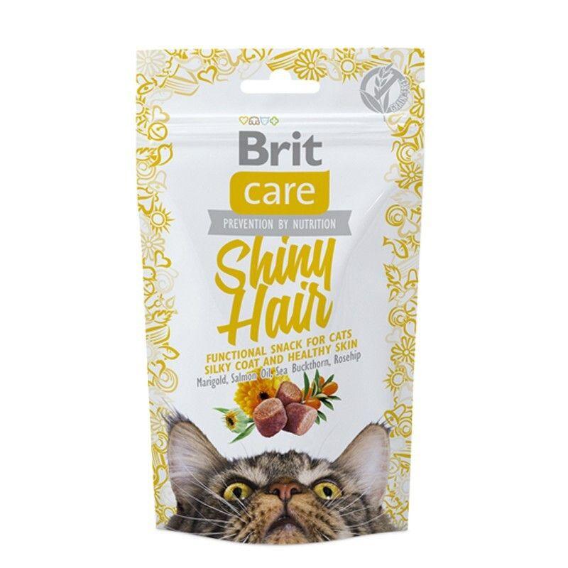 Cat snack shiny hair 50 gr