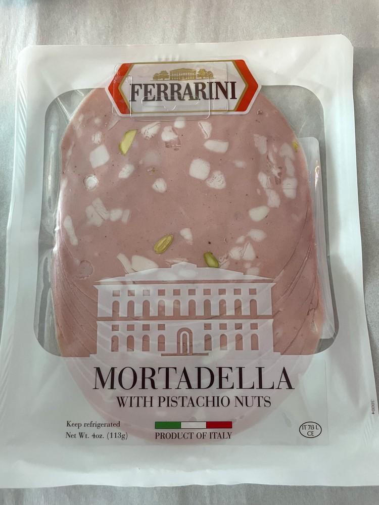 Mortadella with pistachio nuts 4 oz