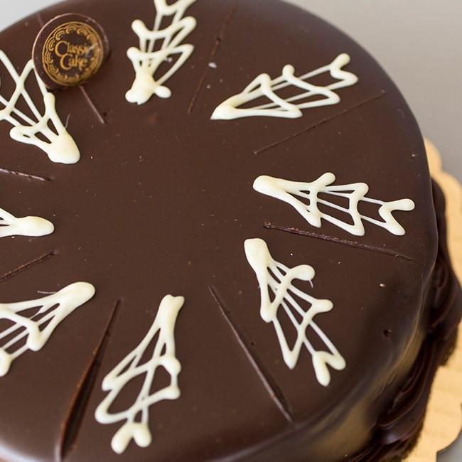"Harlequin 7"" cake"