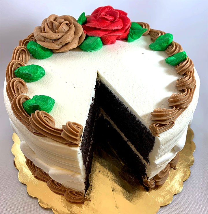 "Occasions Cake - chocolate 7"" cake"