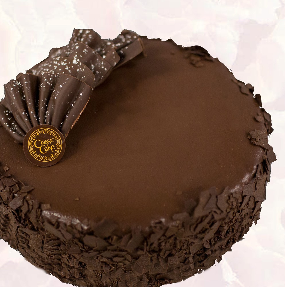 """Chocolate forest 7"""" cake"""
