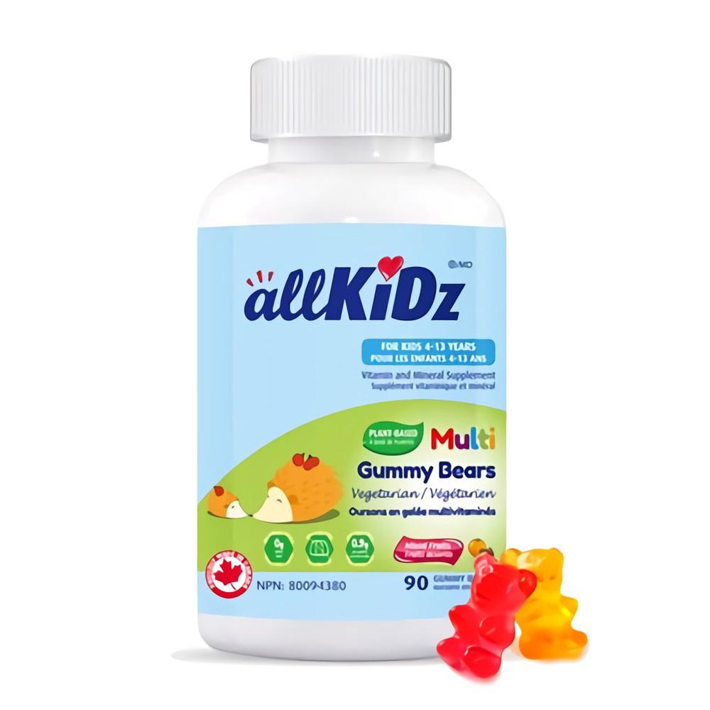 Multi supplement gummy bears
