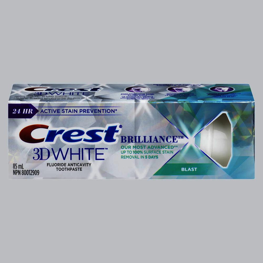 3D Whitening Brilliance Blast