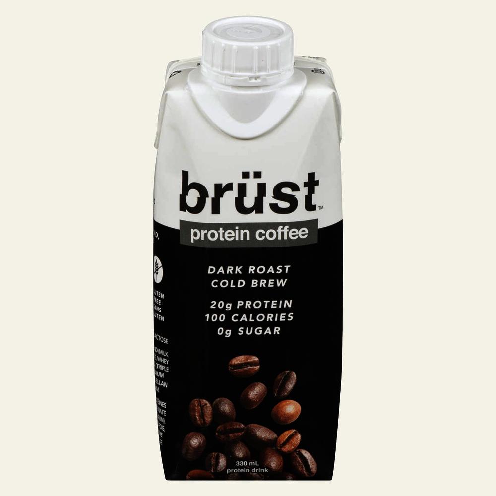 Cold Brew Dark Roast Protein Drink
