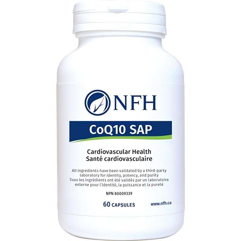 CoQ10 SAP capsules