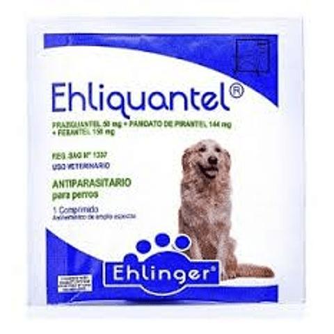 Ehliquantel antiparasitario 10kg 5 comprimidos