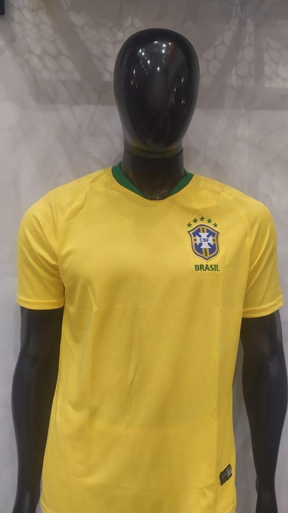 Camisa Seleção Brasil I 2018 -  Torcedor Masculino