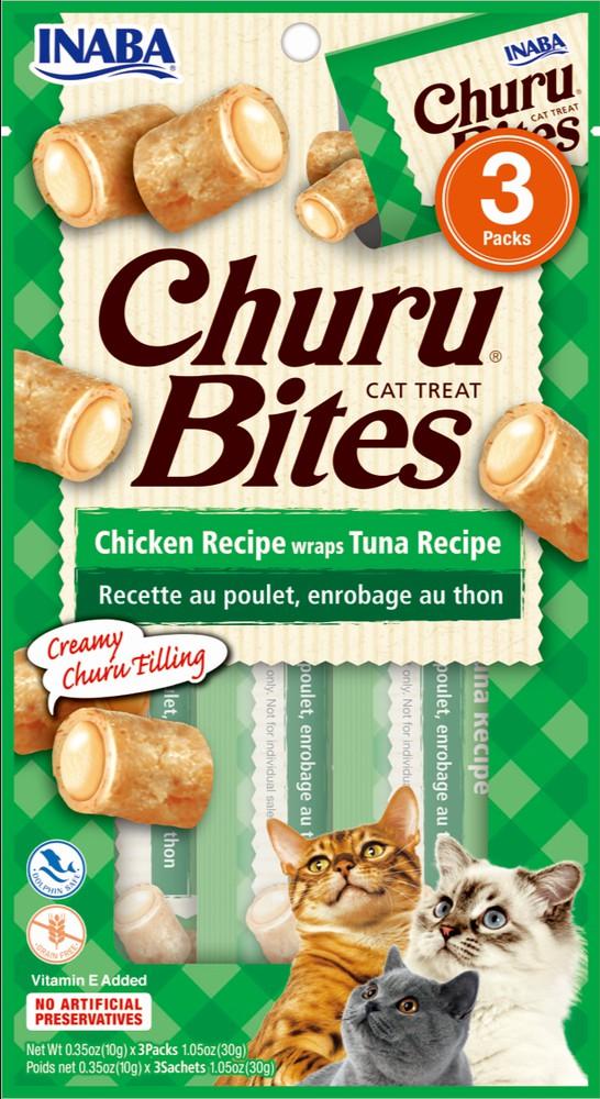 Churu bites chicken recipe wrasp tuna recipe