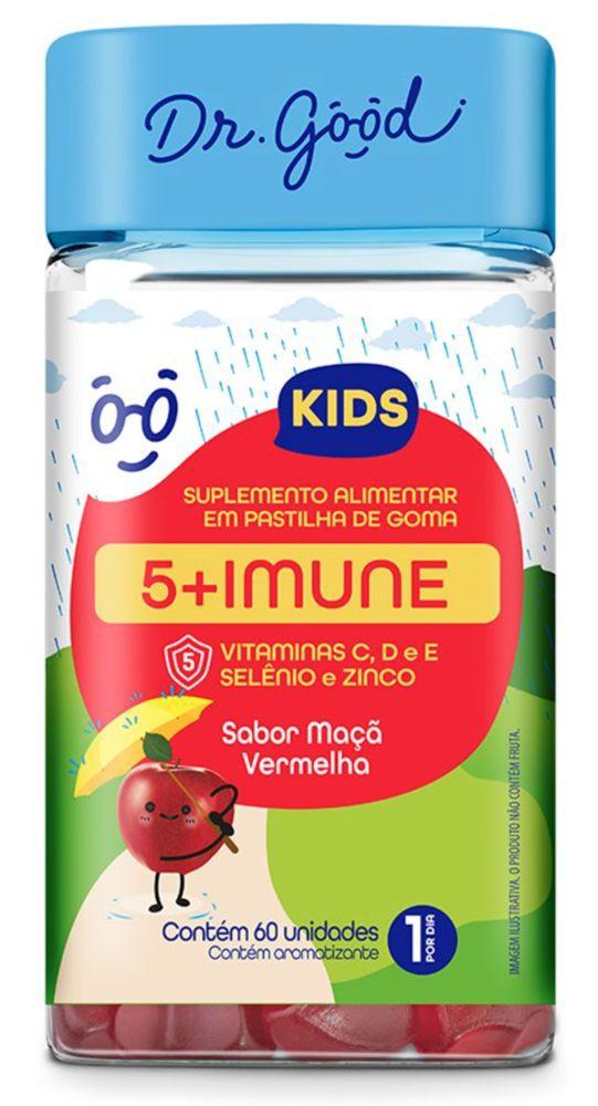 Suplemento alimentar kids 5+imune em gomas