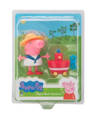 Peppa pig figura peppa´s boat adventure