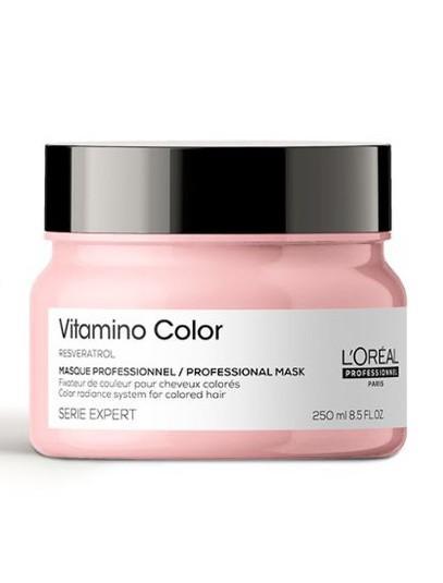 Mascara vitamino color