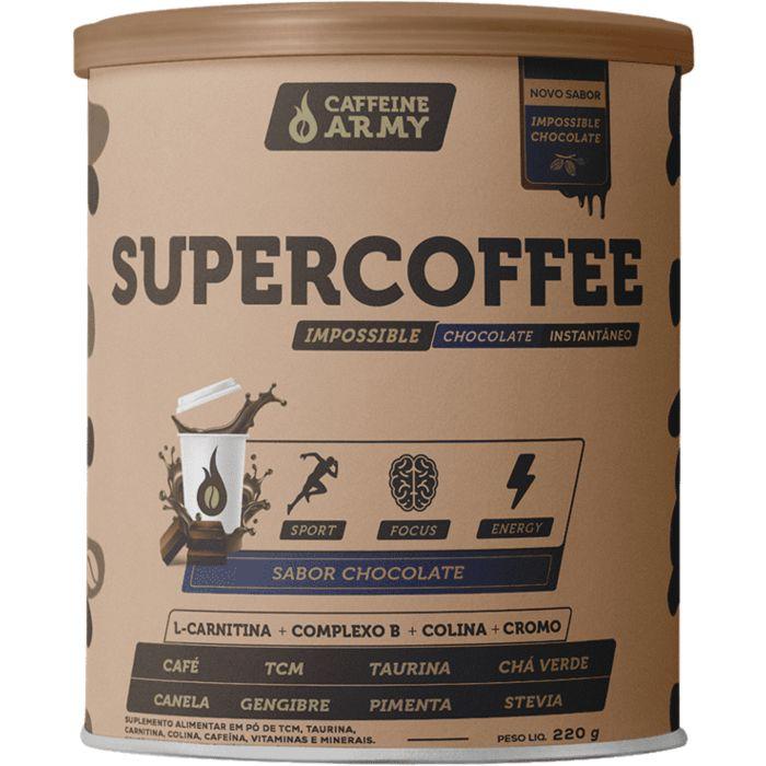 Supercoffee sabor vanilla latte