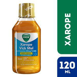 Xarope Vick mel