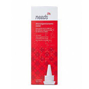 Descongestionante nasal spray