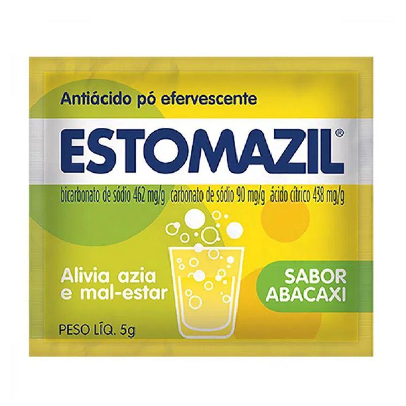 Antiácido efervescente sabor abacaxi