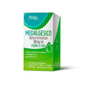 Medalgésico 500mg/ml gotas
