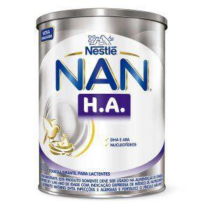 Fórmula infantil NAN H.A