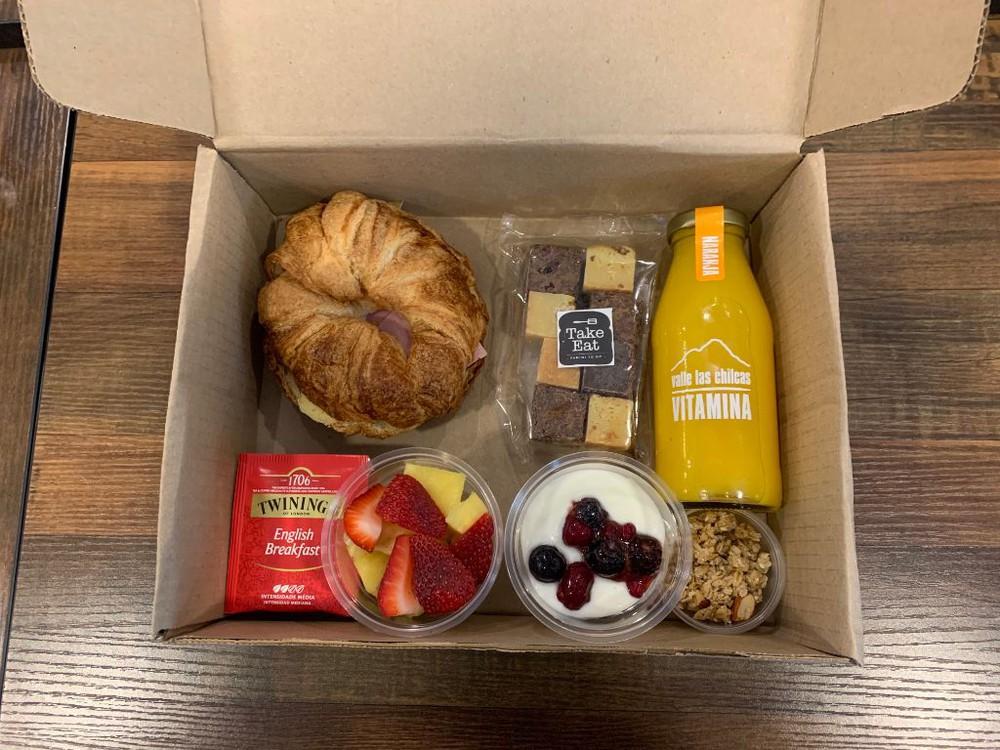 Box desayuno 1 persona
