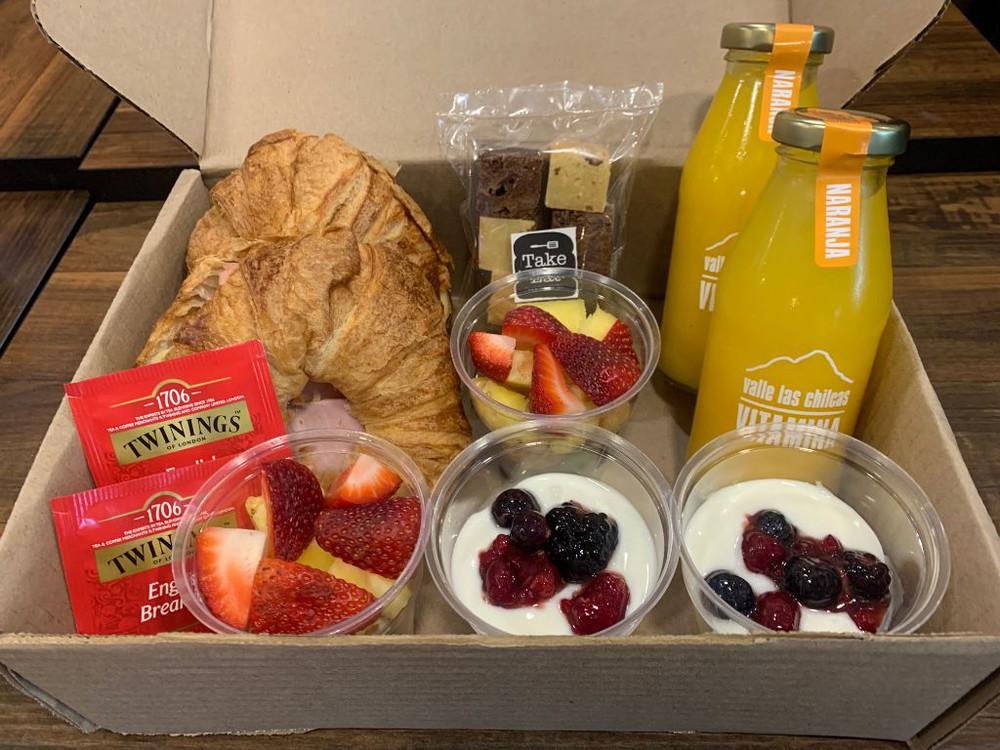 Box desayuno 2 personas