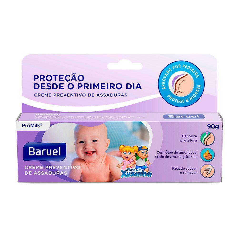 Pomada para assaduras baby Turma Xuxinha