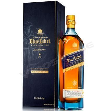Whisky johnnie walker blue 40% 750cc