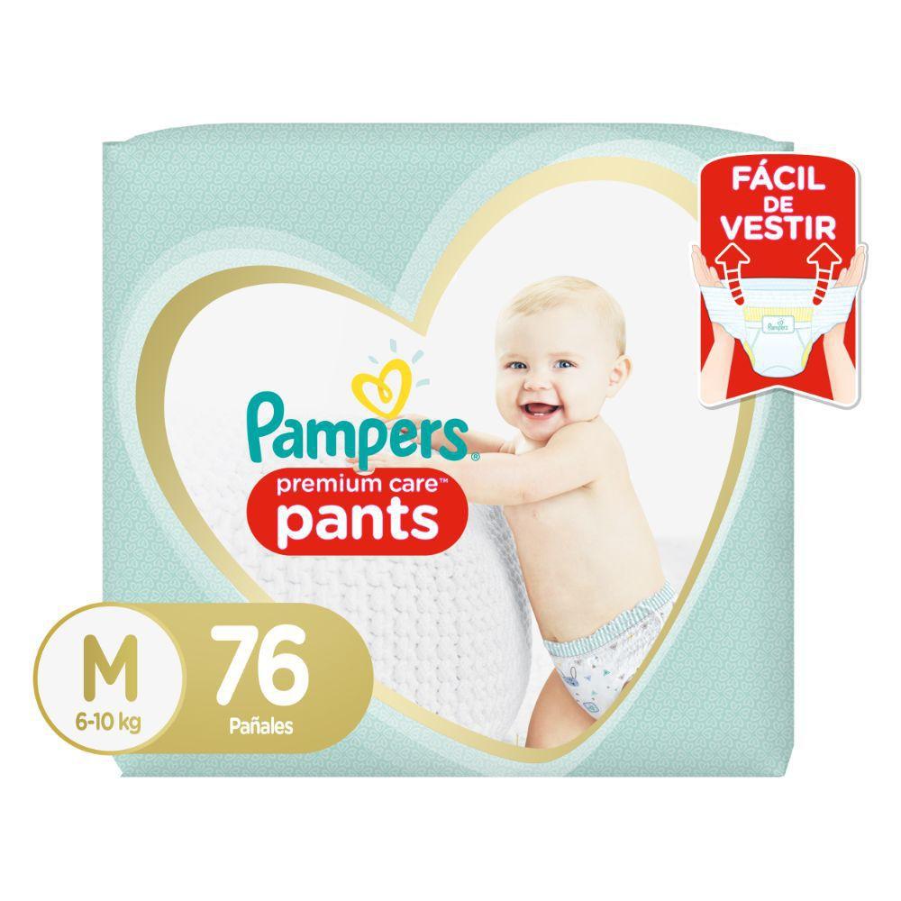 Pañales desechables Pants talla M