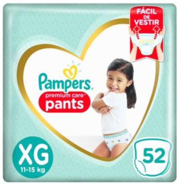 Pañales Pants Premium Care talla XG