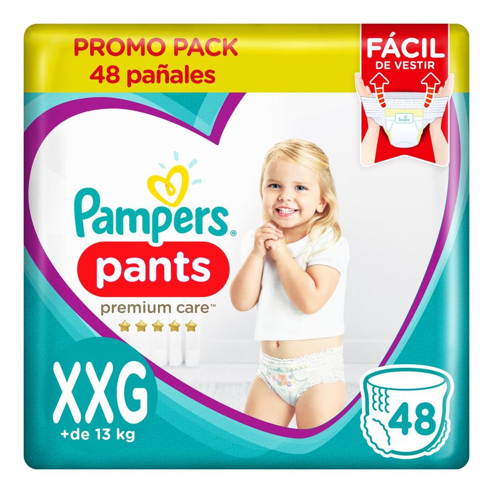 Pañales Pants Premium Care talla XXG