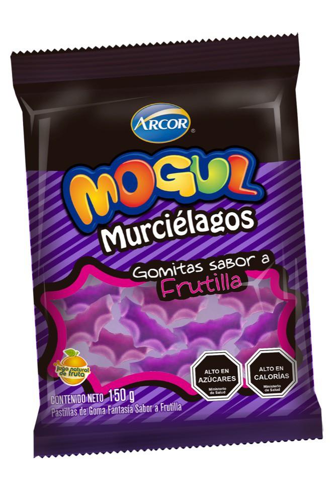 Gomitas Mogul murciélago