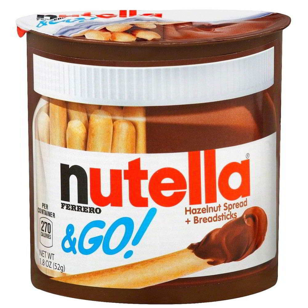 Nutella Go