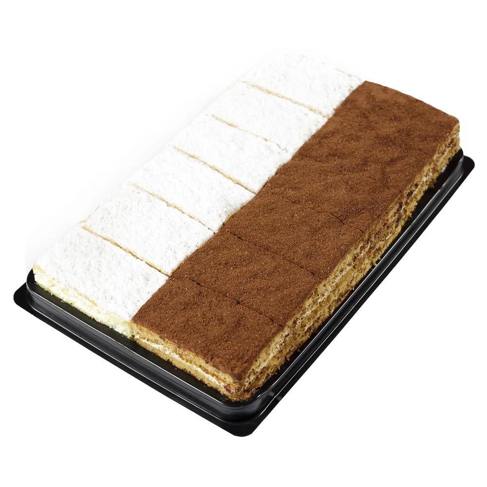 Pastel Domino Cake