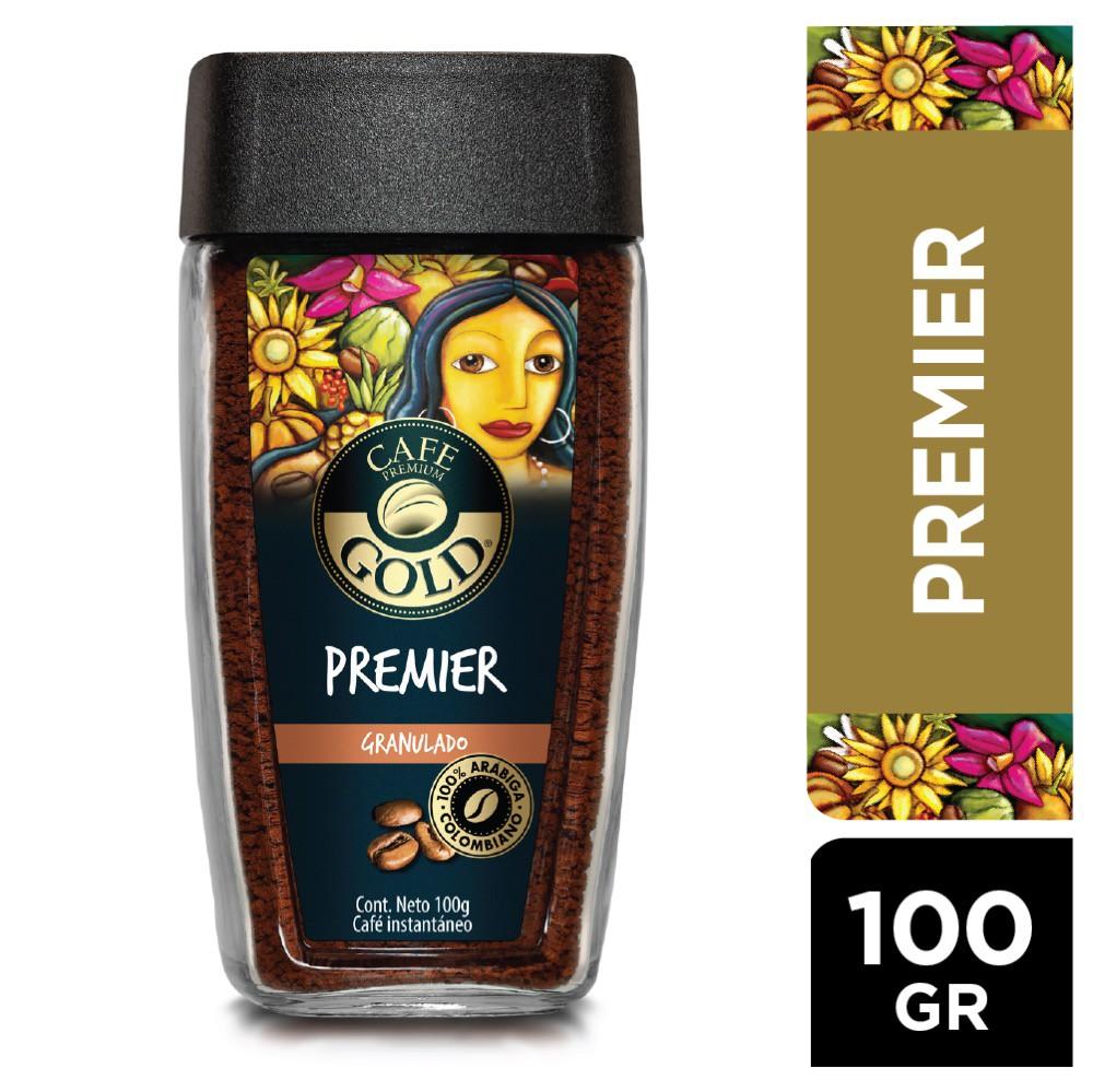 Café granulado Premier