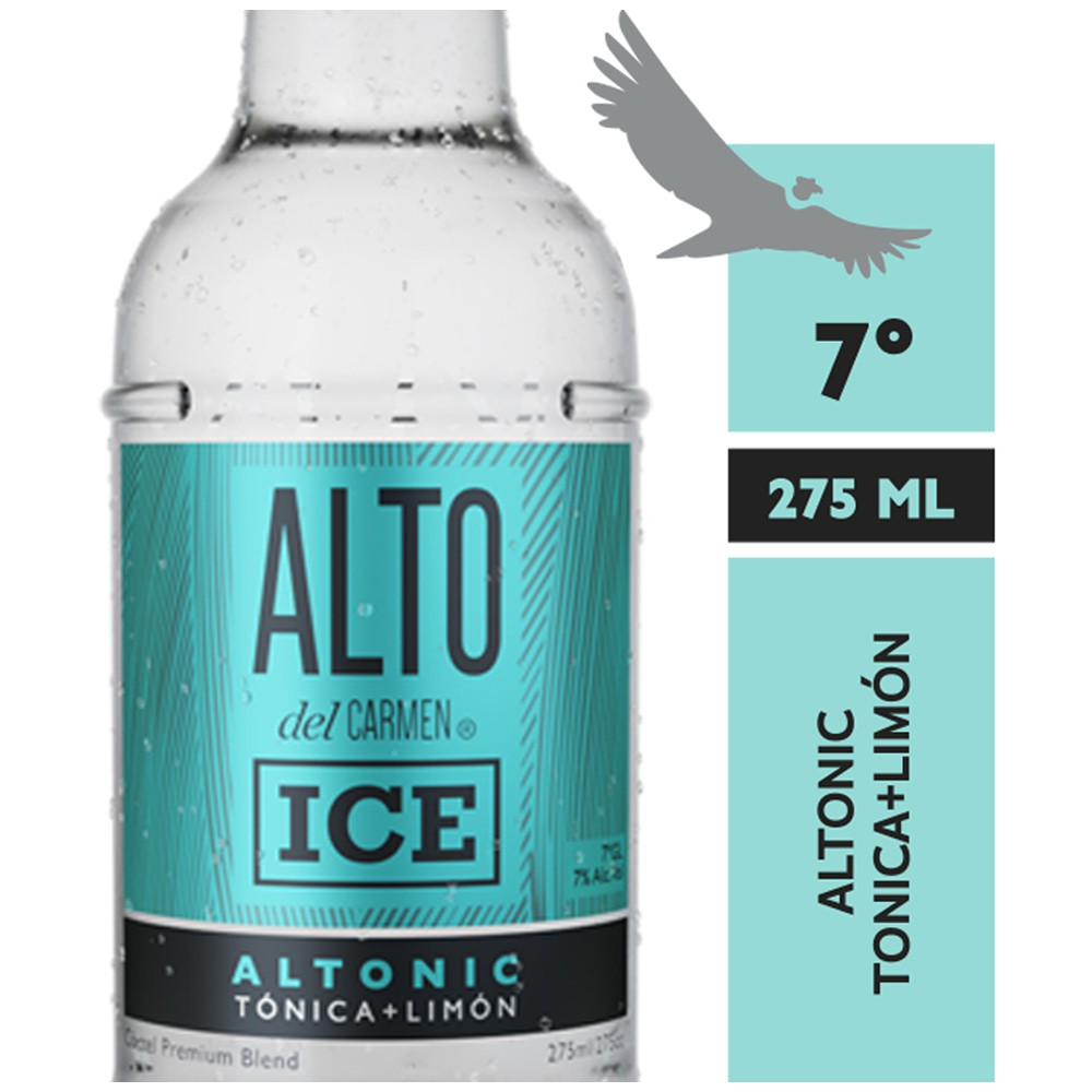 Ice altonic 7°