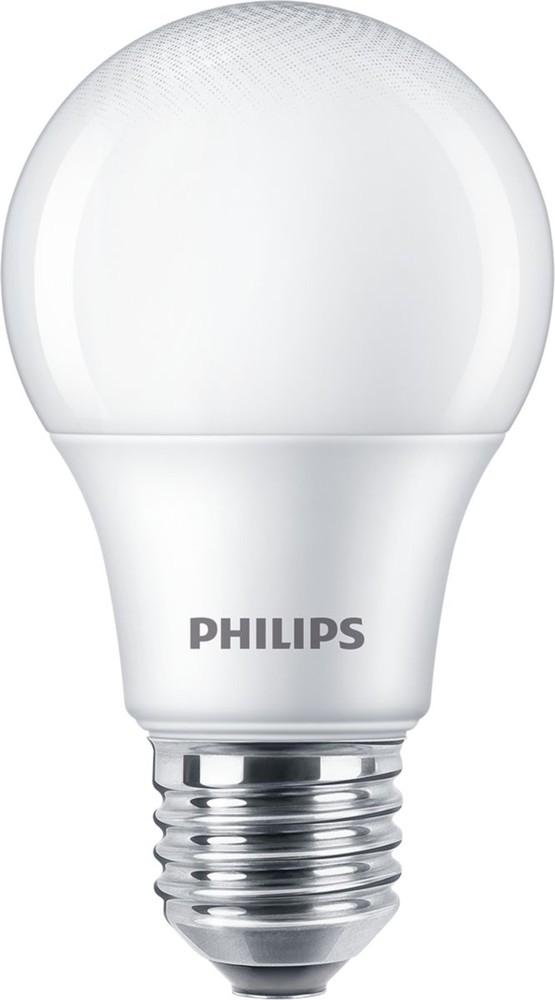 Pack 2 ampolletas led bulb essential 7.5w e27 luz cálida