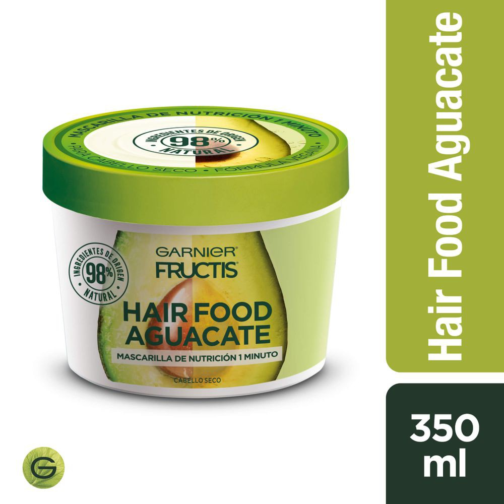 Mascarilla Hair Food aguacate