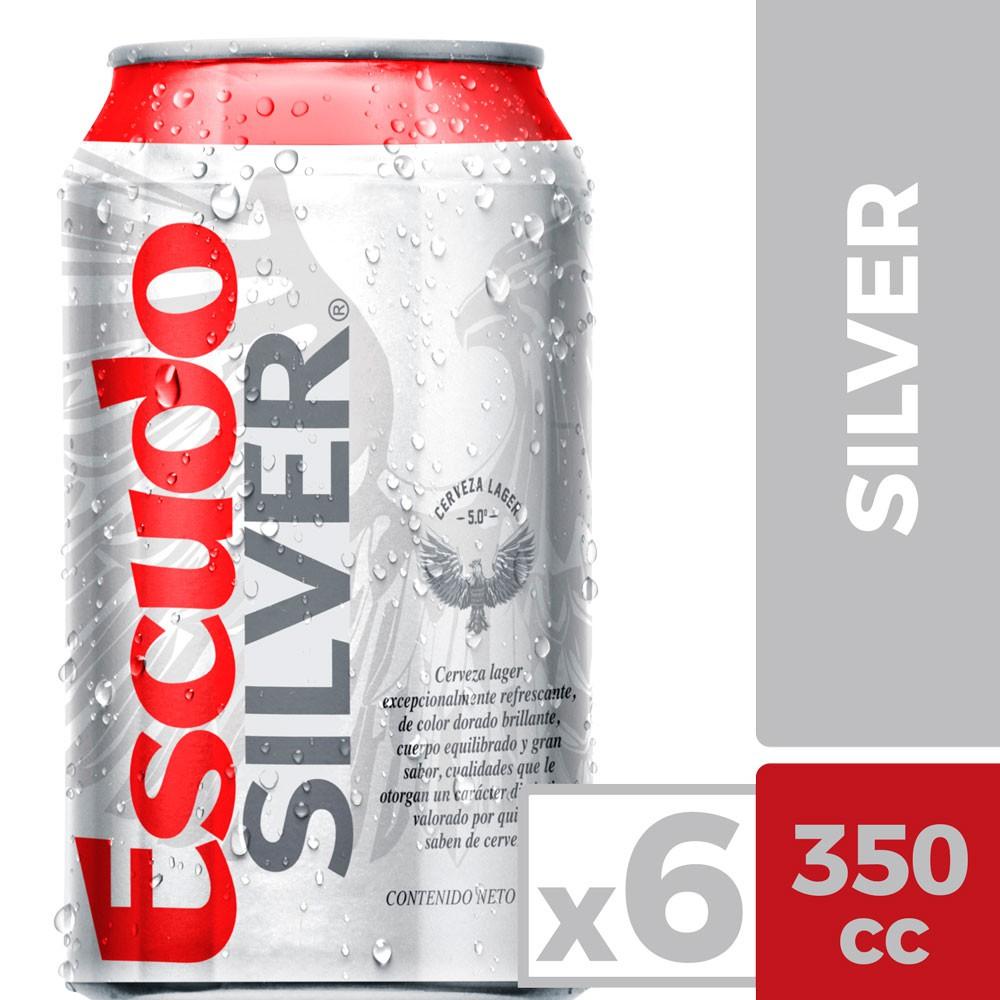 Cerveza Silver