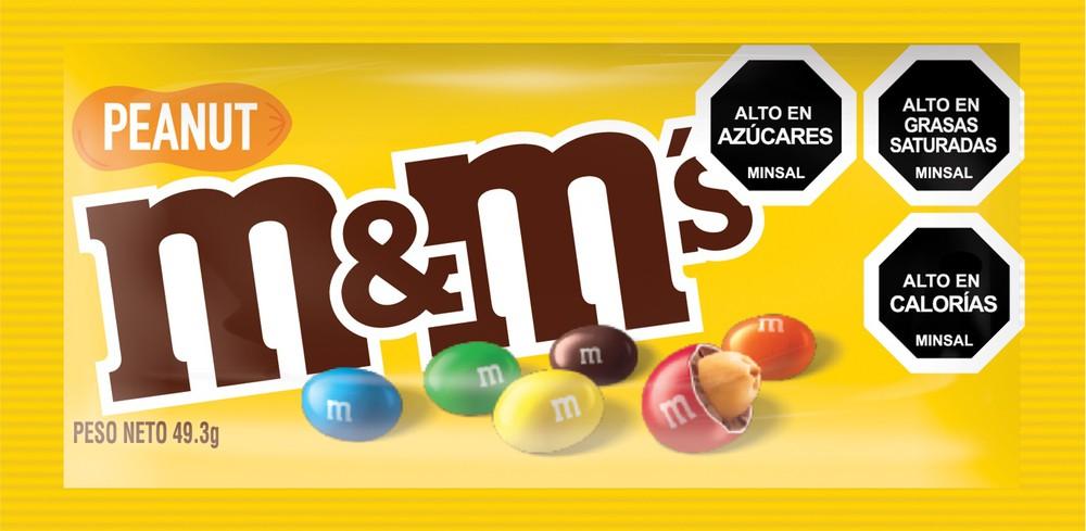 Chocolates peanut singles