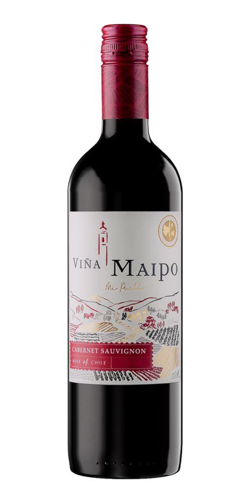 Vinho chileno Mi Pueblo cabernet sauvignon