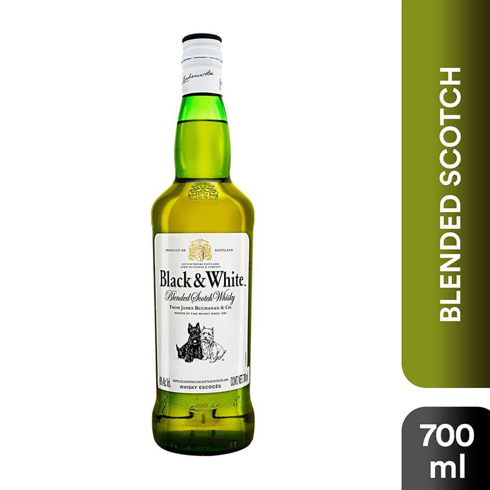 Whisky blended scotch
