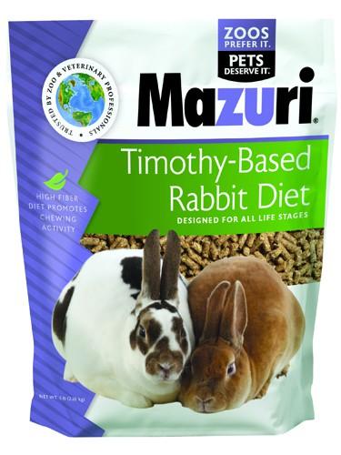 Timothy (conejos) Bolsa de 1 Kg