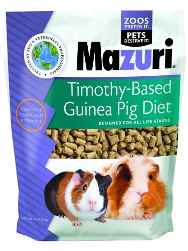 Guinea pig timothy based diet alimento para cobayos