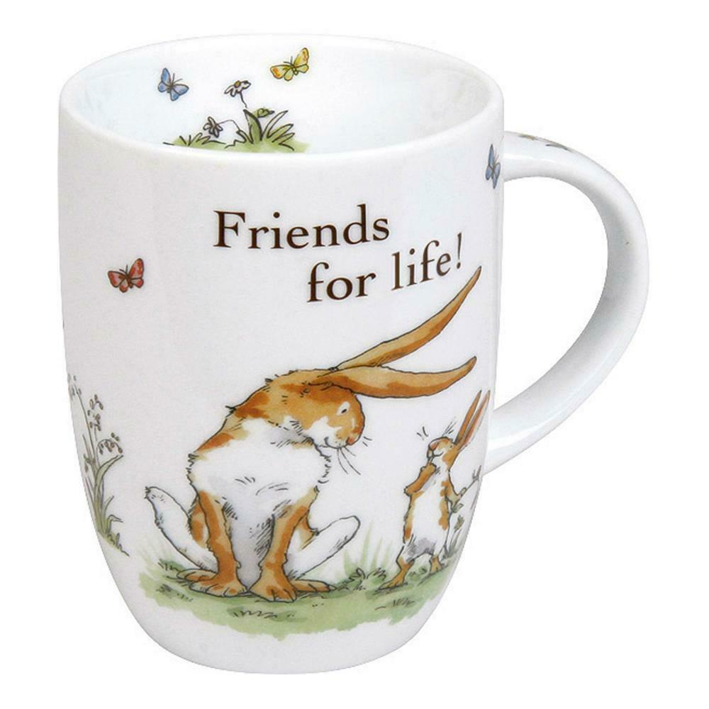 Tazón adivina cuanto te quiero - friends for life 380 ml